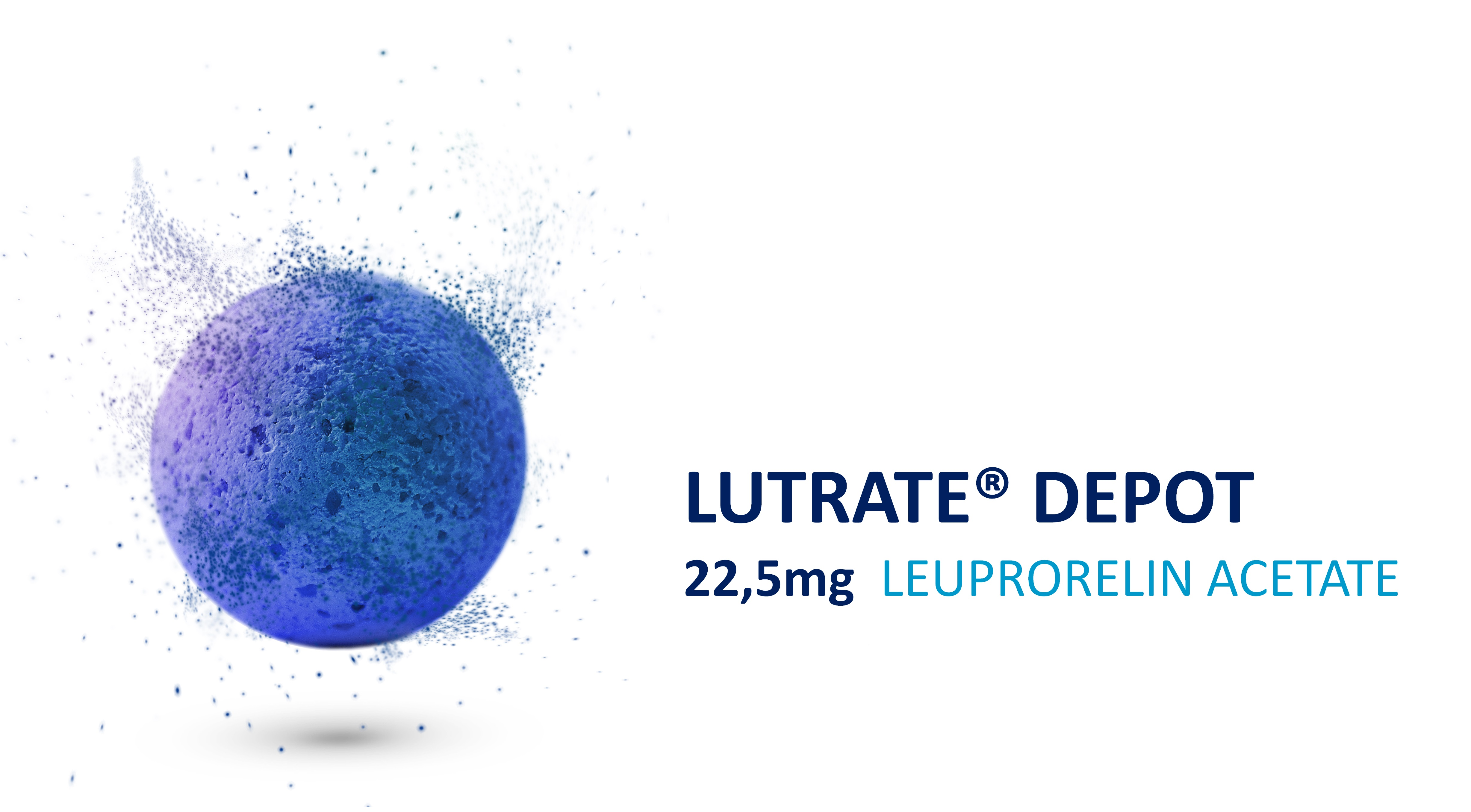 Lutrate® Depot launch in UK